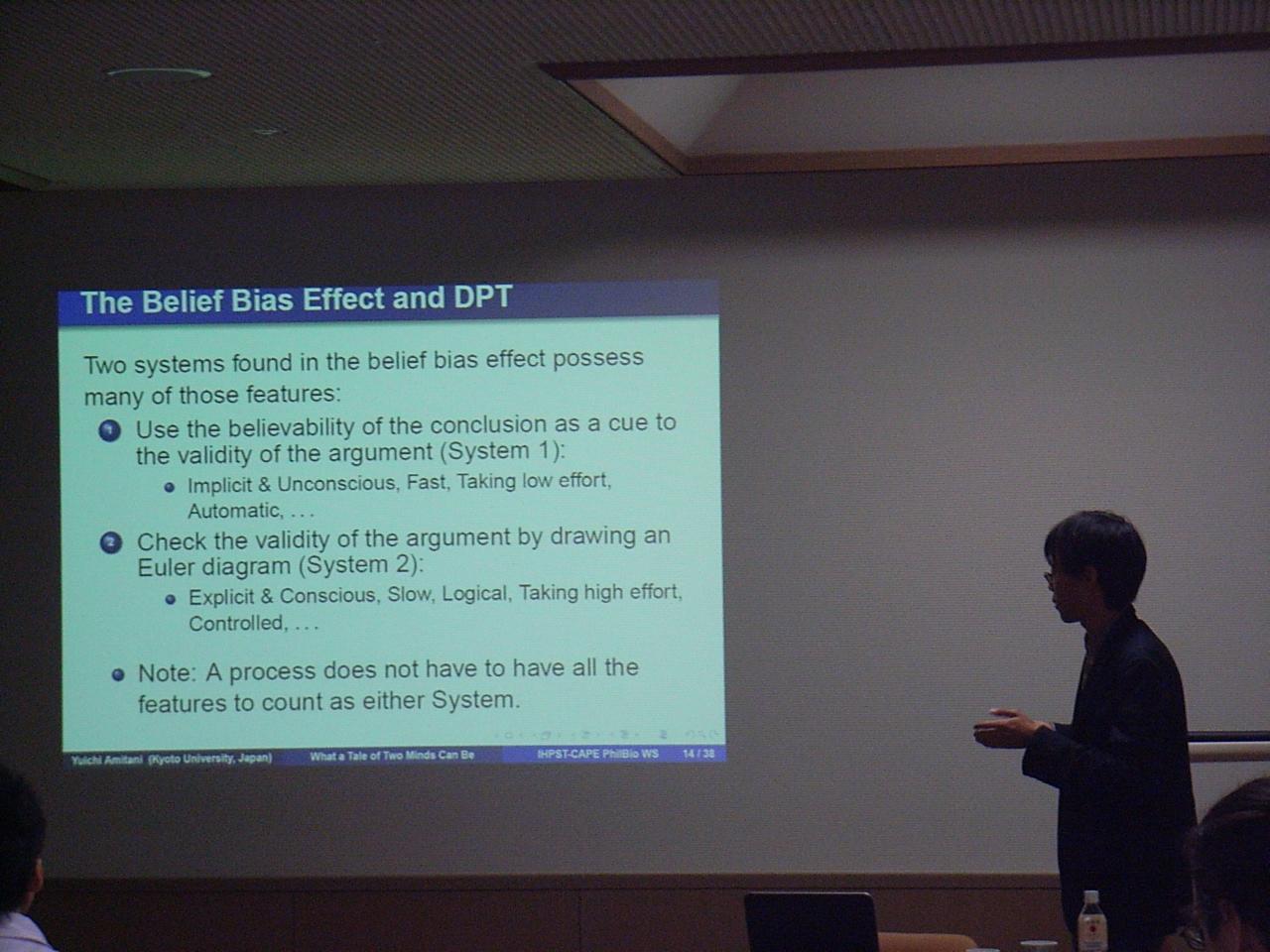 Ihpst Paris Cape Kyoto Philosophy Of Biology Workshop Logic Euler Diagram